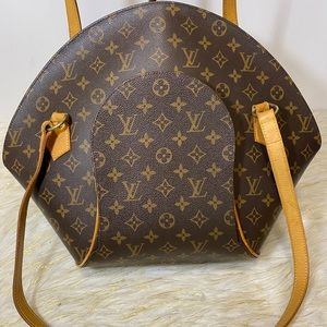 Louis Vuitton Monogram Ellipse gm shopping Bag